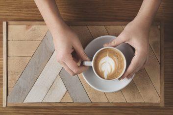 verse cappuccino maken